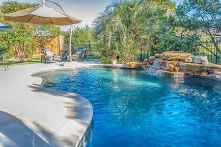 Private Oasis/plush Master on main - Lakeway