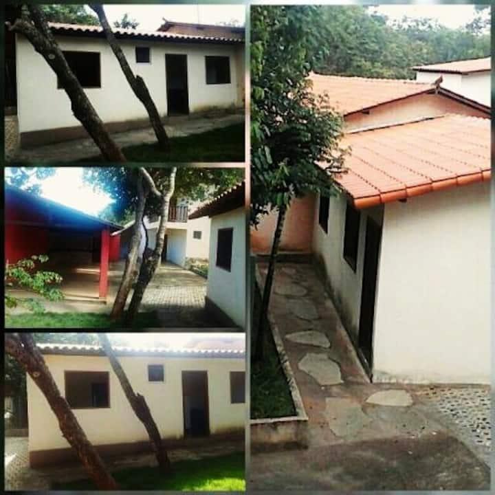 Aluga Casa no centro da Serra do Cipó