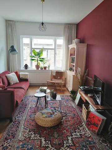 Appartment in city center of Utrecht