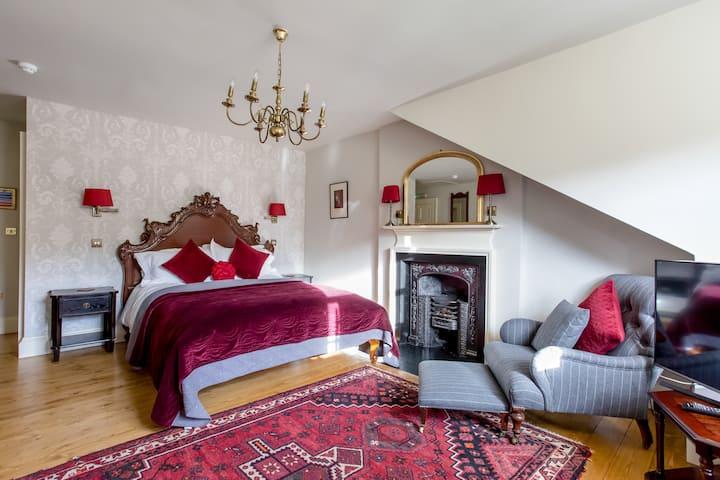 Scott House - Robert Burns Room