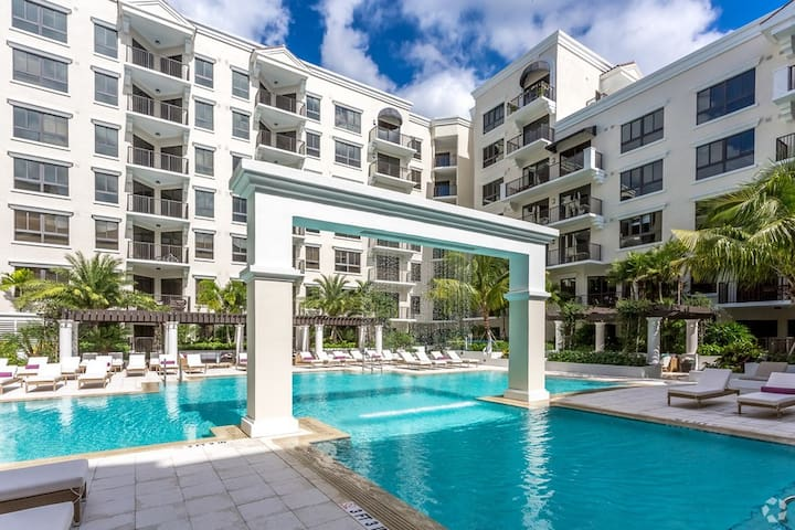Luxury 1b1b apt near coral gables appartements louer - Appartement de luxe miami beach m butler ...
