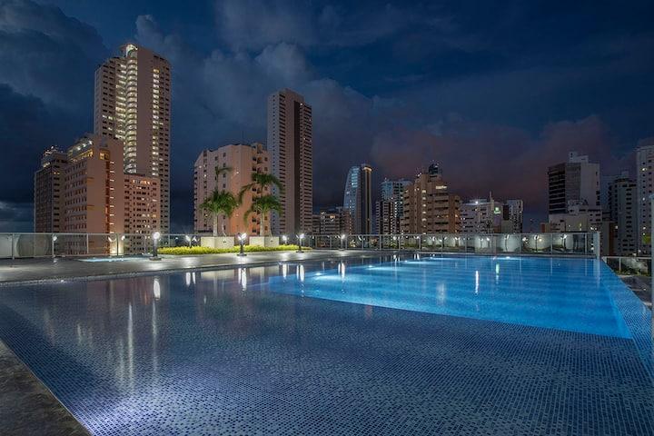 Exclusive & nice aparment in Bocagrande Cartagena