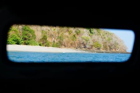 Surfing Fishing Sailing Charters - Quebrada De Piedra - Barco