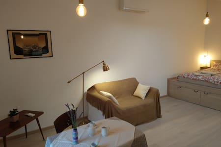 Cosy & cool Studio in charming village  _boni ok_