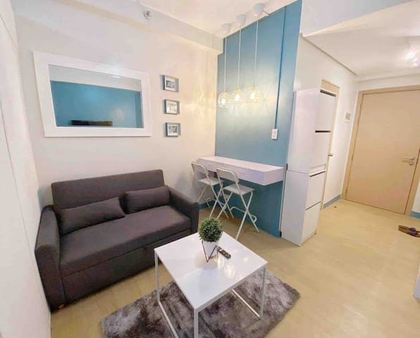 New & Relaxing 1BR Unit at Fairview Quezon City