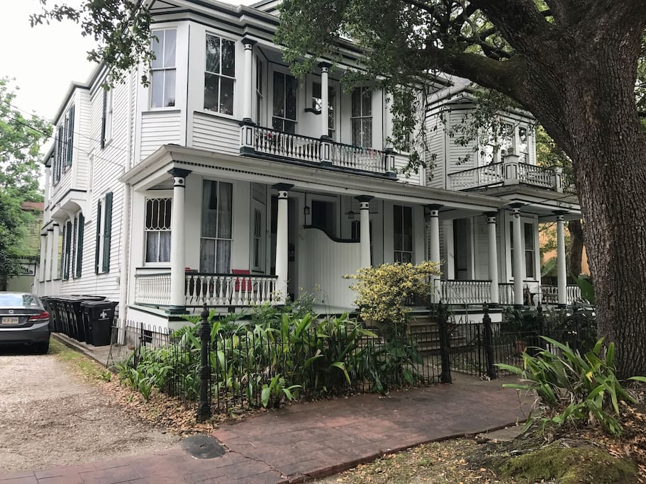 Lower Garden District Boutique Apt 1712 Houses For Rent In New Orleans Louisiana United States