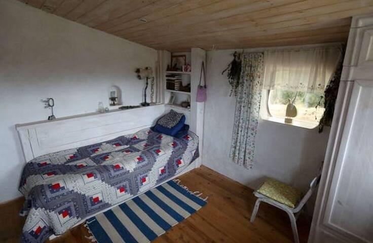 Ecofriendly cob house - Vilnius - House