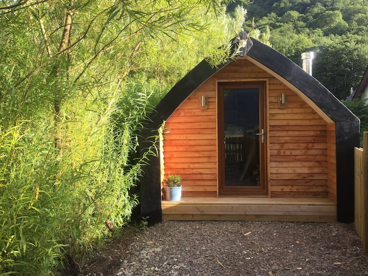 Caman Stay Self catering Micro Lodge