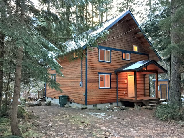 Glacier Springs Cabin #45 - A Cozy Family Cabin!