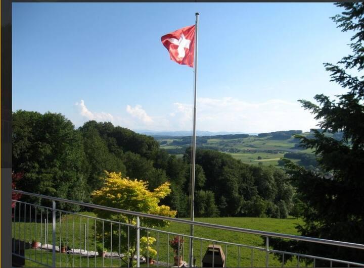Wohnung  mit toller Aussicht Nähe Sursee / Luzern