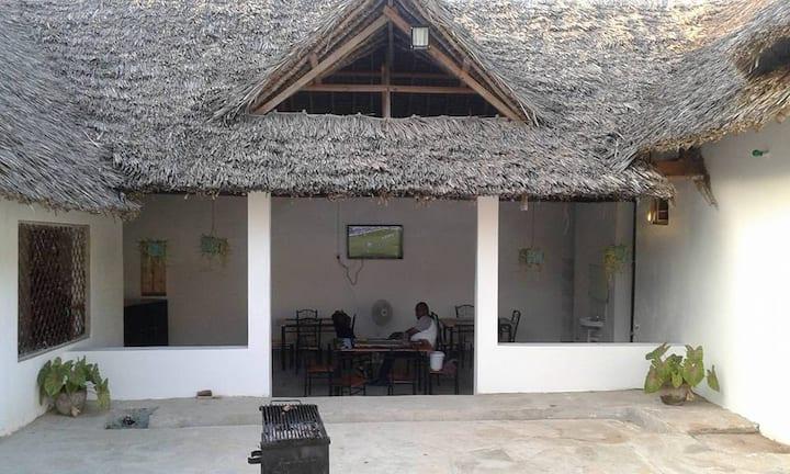 Zizini beach lodge room 1