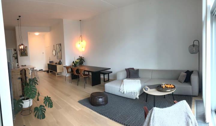 Attractive 3-bedroom apartment, Aarhus Ø