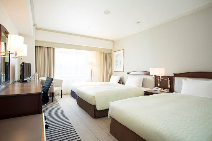 Hotel Nikko Kansai Airport (4Bed,2Bath,2Rm) in KIX - 泉佐野市 - Outros
