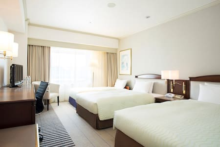 Hotel Nikko Kansai Airport (4Bed,2Bath,2Rm) in KIX - 泉佐野市