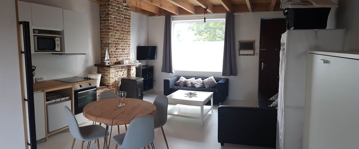 Oostende Appartement Studi'eau