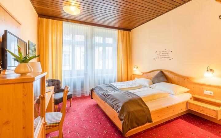 Hotel Post - Hönigwirt (Kirchschlag in der Buckligen Welt), Doppelzimmer