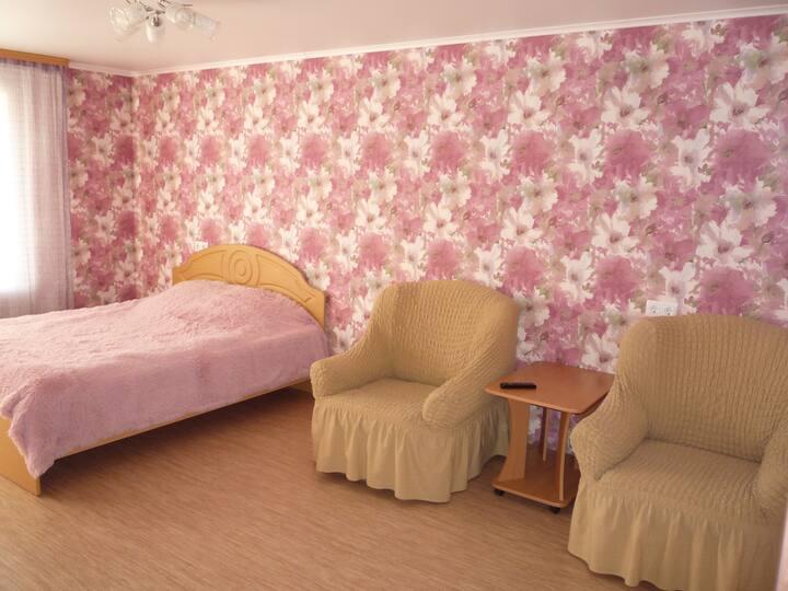 квартира в романтическом стиле