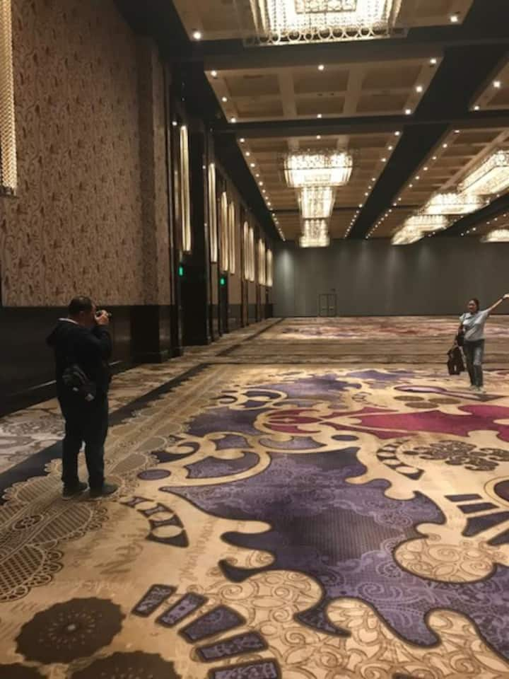 Ins and Outs of Convention Spaces