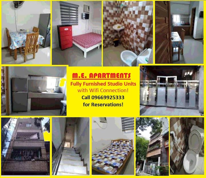 M.E. Apartments!The SULIT apartments in PASIG City