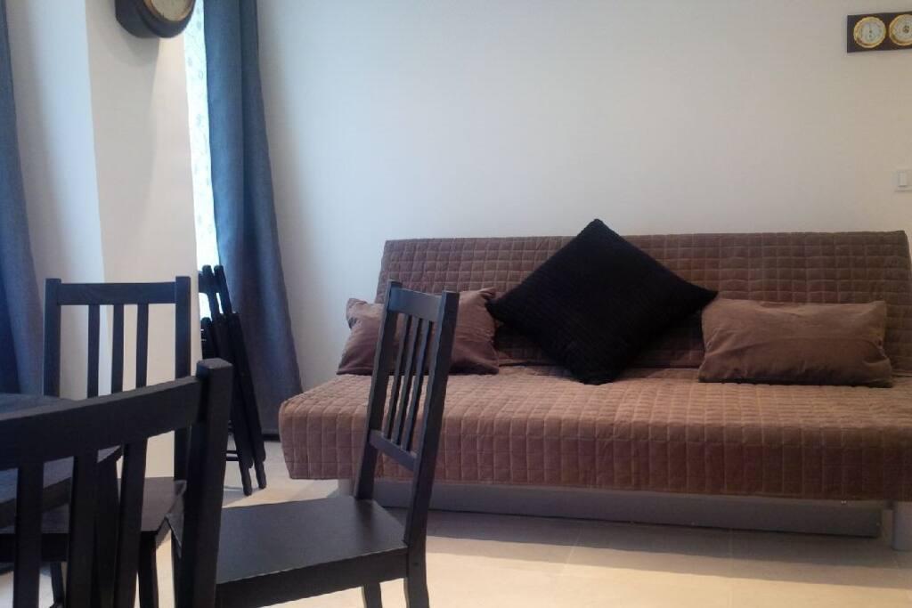 Canapé lit 140 x 200