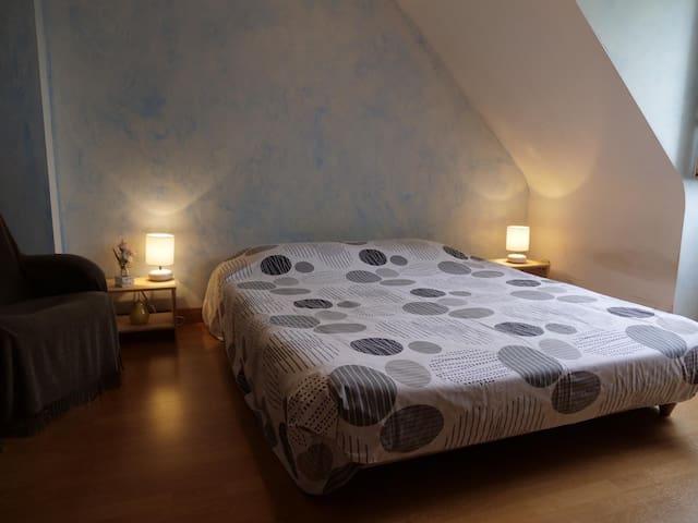 Chambre privée dans très agréable maison !