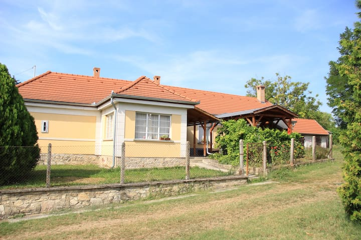 SATNAM Family/Party house - Csajág - Hus