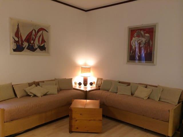 Casa vacanze immersa in riserva naturale - Bobbio - Apartment