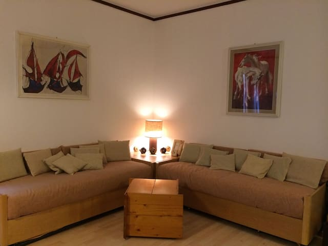 Casa vacanze immersa in riserva naturale - Bobbio - Appartement