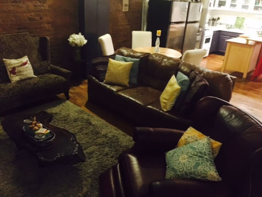 Open Space-Living Room