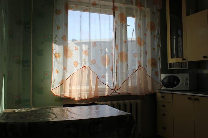 Уютная квартира на Парковой - Severobaykalsk - Lakás