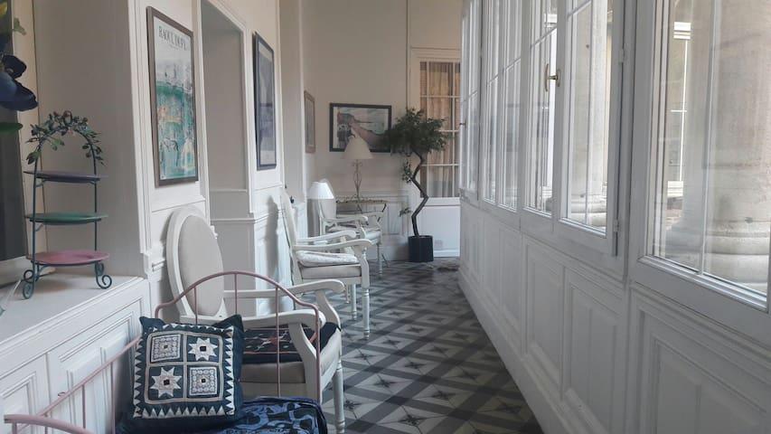 Chambre dans magnifique appartement de charme - Perpignan - Apartamento
