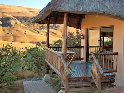 Drakensberg Garden View Cottage 51 (with Brkfst)