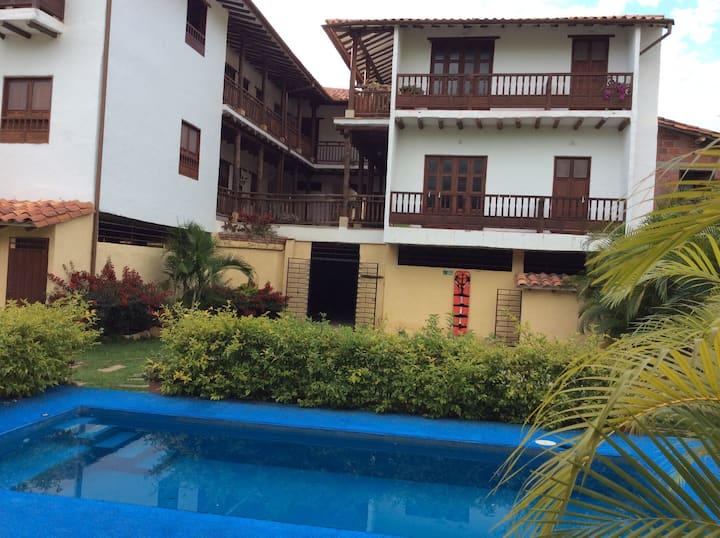 Apartamento privado Balcones de Barichara
