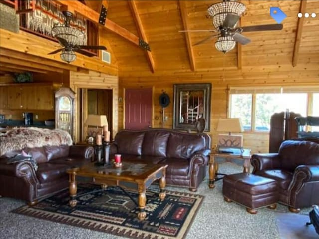 Luxury Hualapai Mountain Cabin for 5 Kingman AZ