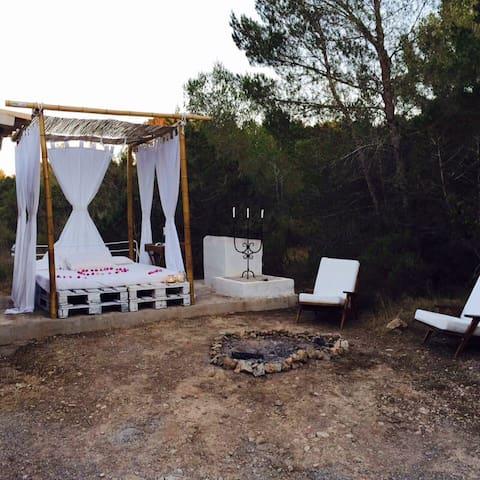 Monolocale a Formentera cala saona