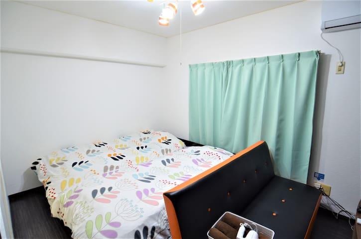 ☆☆GoToトラベルキャンペーン対象施設☆☆ 303号★家具家電付き1Rアパートメントタイプ