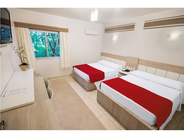 Hotel Nacional Inn Foz do Iguaçu Classic - Standard Individual
