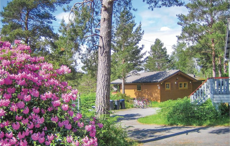 Holiday cottage with 3 bedrooms on 62 m² in Rosendal