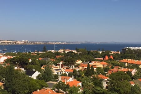 Apartment for two, with a great view - Cascais