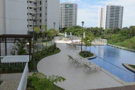 Suite no Le Parc Residential Resort - Salvador