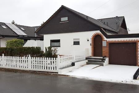 Souterrain Wohnung in Waldeck am Edersee - Waldeck