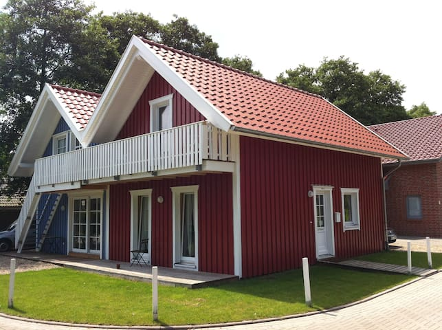 BENGTSON - Papenburg - Ház