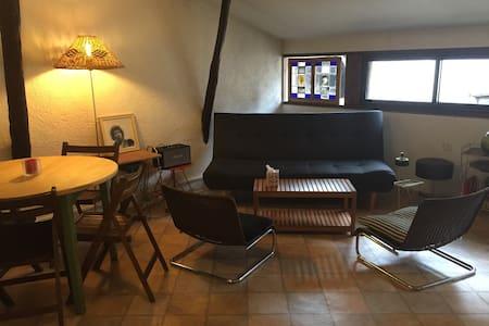 Appartement cosy, centre historique - Figeac