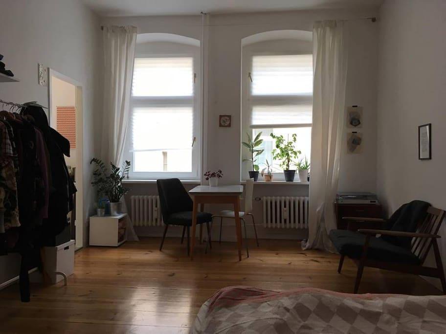 Schlzimmer/Wohnzimmer