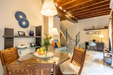 The BEST DUPLEX in the heart of Seville