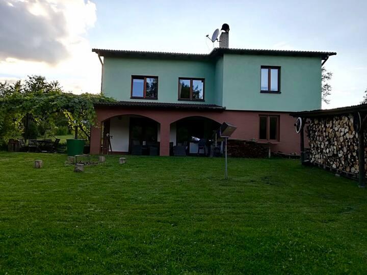 Residentie Kusnierz in Chotebuz