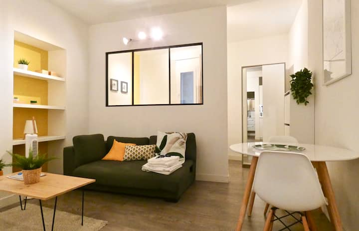 Bel appartement - Montpellier centre Ville