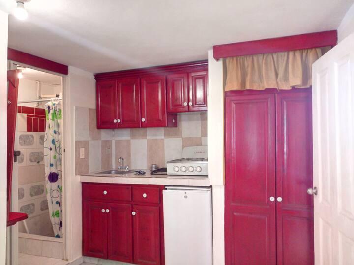 Apartamento Estudio Independiente Zona Residencial