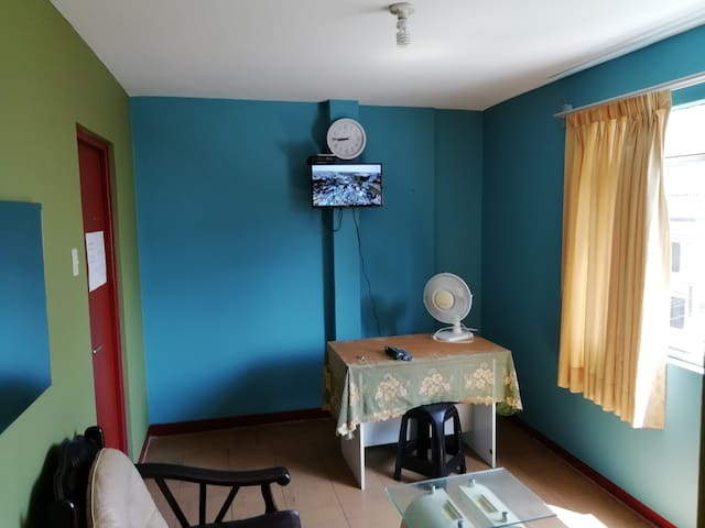 Lima low cost A1, furnish apartment.