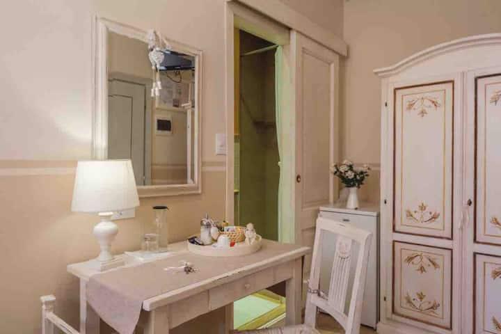Camera con bagno centro Firenze
